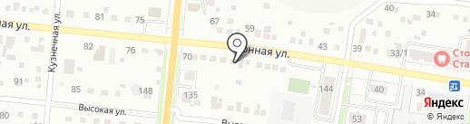 TAKUMI на карте Благовещенска