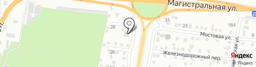 СИРИУС-Амур на карте Благовещенска