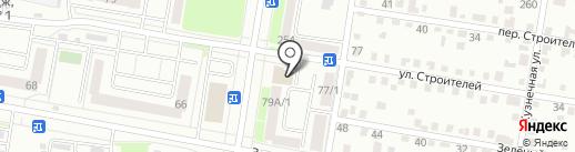 Первый городской ломбард на карте Благовещенска