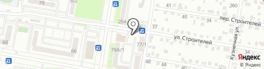 ТайVанчик на карте Благовещенска
