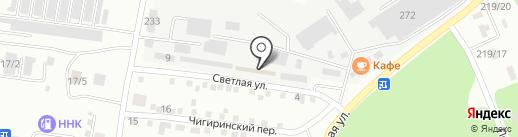 СПЕЦИМПОРТ на карте Благовещенска