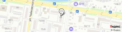 KONSTANTA на карте Благовещенска
