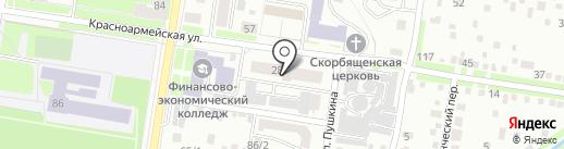 StartUP на карте Благовещенска