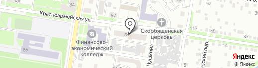СтартАП на карте Благовещенска