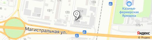 SportPit28 на карте Благовещенска