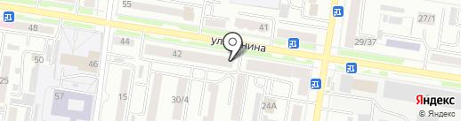 Благовещенский городской архив на карте Благовещенска