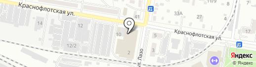 IPвидео на карте Благовещенска