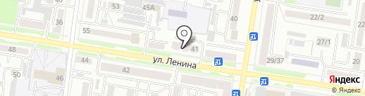 Телевокс на карте Благовещенска