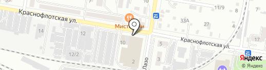 Sneakera на карте Благовещенска