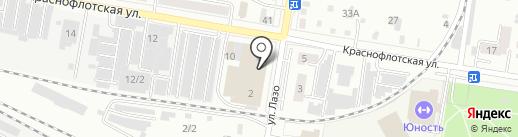 ОЛИВА на карте Благовещенска