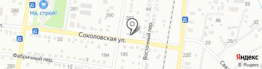 Шашлычная на карте Благовещенска