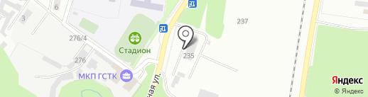 Tunnel на карте Благовещенска