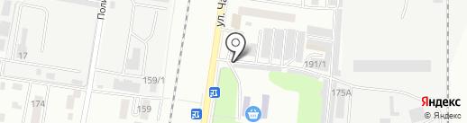 Спецстройкомплект на карте Благовещенска