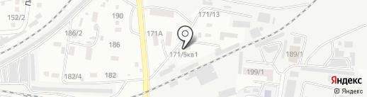 Гуанси на карте Благовещенска