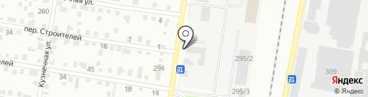 Лит.ра на карте Благовещенска
