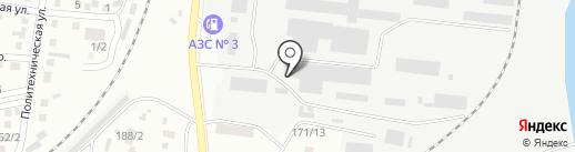 Перчатка28 на карте Благовещенска