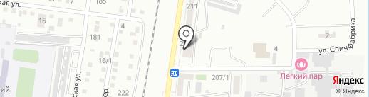 СтройИмпорт на карте Благовещенска