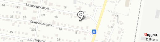 AvtoLive на карте Благовещенска