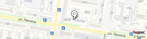 ЖКХ-Жилкомфорт на карте Благовещенска