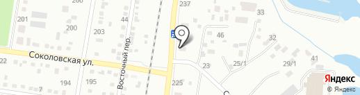 Полиграфическая компания на карте Благовещенска