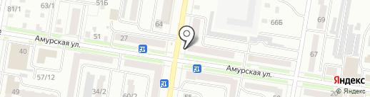 СОЮЗ-ЗБЕРЗАЙМ, КПК на карте Благовещенска