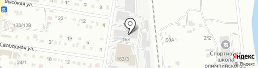 Хёрманн Руссия на карте Благовещенска