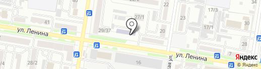 Копикс на карте Благовещенска