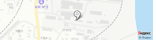 FreonЦентр на карте Благовещенска