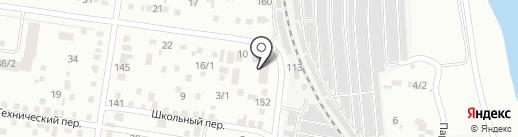 Rezone на карте Благовещенска