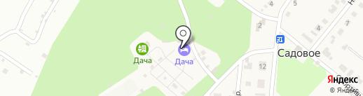 Племя Совы на карте Садового