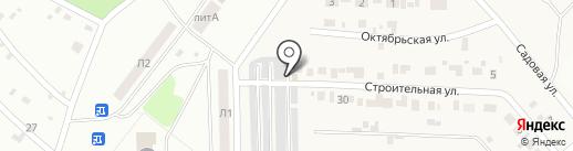 ГибридСервис на карте Садового