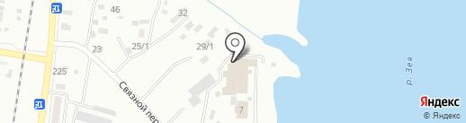 Бампер центр на карте Благовещенска