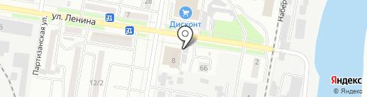 Автомастерская по ремонту стартеров и генераторов на карте Благовещенска