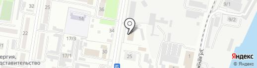Следственное Управление следственного комитета России по Амурской области на карте Благовещенска
