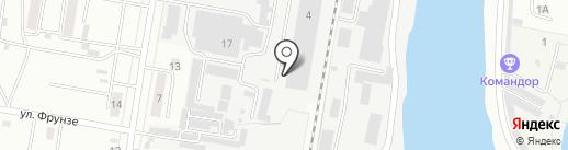 Даль Сиб Дистрибьюшн на карте Благовещенска