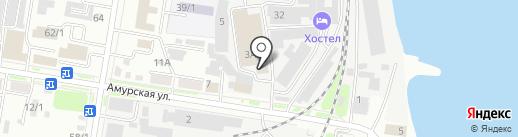 DNS TechnoPoint на карте Благовещенска