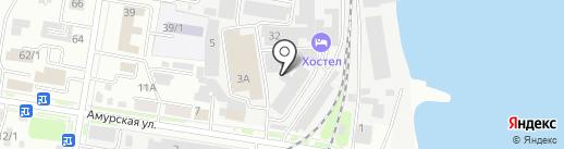 Торговый дом Макаренко на карте Благовещенска