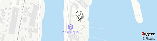 АнДиКам на карте Благовещенска