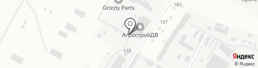 АгростройДВ на карте Благовещенска