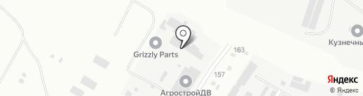 МоторТорг на карте Благовещенска