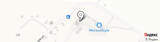Юкор-мебель на карте Садового