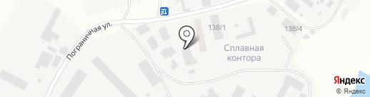 ТВИНИ на карте Благовещенска