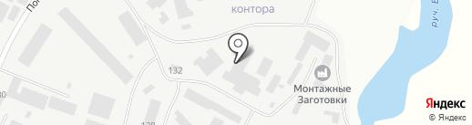 Сталь на карте Благовещенска