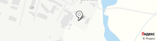 Амурпромпласт на карте Благовещенска