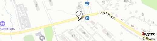 Пивная точка на карте Моховой-Пади