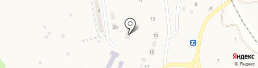 Школа искусств с. Белогорье на карте Белогорья