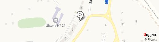 Детская поликлиника №3 на карте Белогорья
