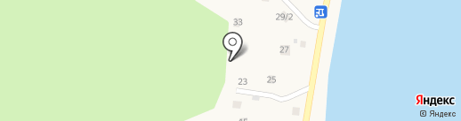 Вилла РОССА на карте Белогорья
