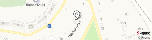 Вера на карте Белогорья