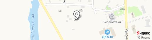 Аркада на карте Белогорья